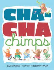 Cha-Cha Chimps Book Cover