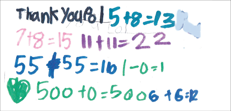 Mathematical Structure and Error in Kindergarten | NAEYC